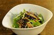 ひじきと水菜のしゃきしゃき季節サラダ