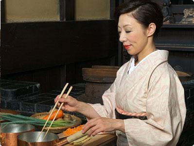 料理研究家 杉本節子