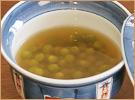 豆の葛引汁